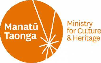 Ministry for Culture and Heritage logo