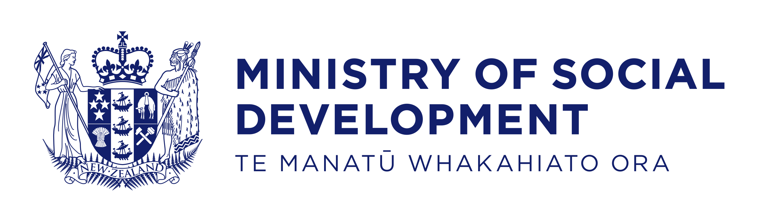 Ministry of Social Developement logo